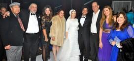كل النجوم فى حفل زفاف إبنة المخرج محمد النجار