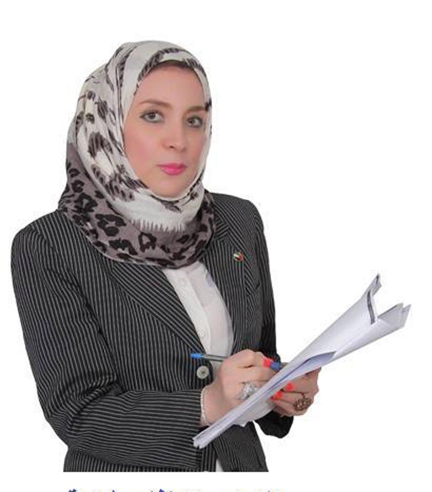 حوار مع الشاعره الفلسطينيه أمانى النونو ..عاشقة لمصر وكتبت ولحنت اغنية عن قناة السويس الجديدة