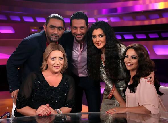باسم سمرة : هيفاء وهبي ابرز ممثلات لبنان وايتين عامر تعترف هناك فساد بالتعليم
