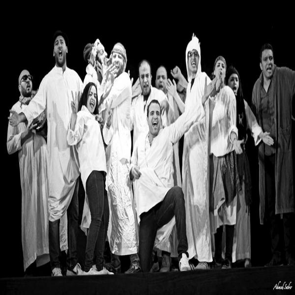 """غدًا.. مسرحية""""1980 وأنت طالع"""" تعود للعرض بمسرح الهوسابير"""