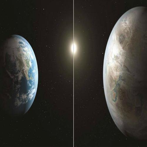 اكتشاف كوكب قرين للارض هل يا ترى يجود عليه حياة كما الارض ؟