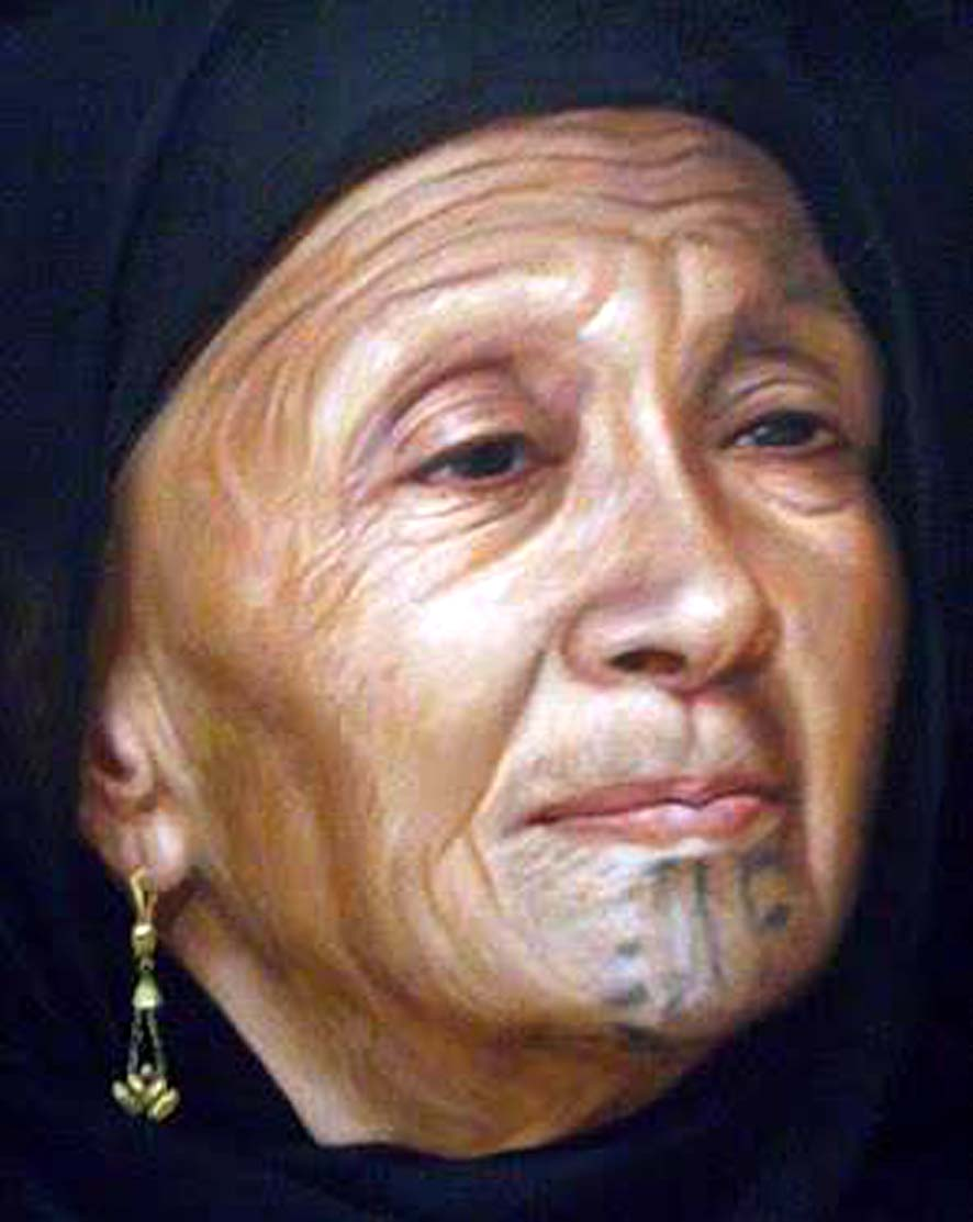 من موطن الإعتراف (وجع السنين) بقلم براضية منال