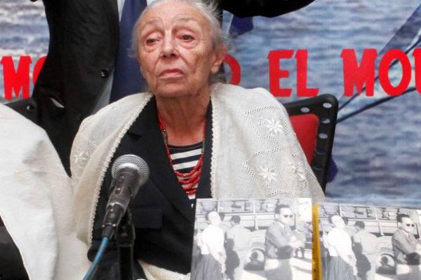 صديقة الثورة الجزائرية كلودين شولي في ذمّة الله