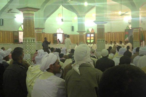 زاوية الشيخ بالمسعود تستقبل ضيوف الملتقى الدولي 15 للقرآن الكريم