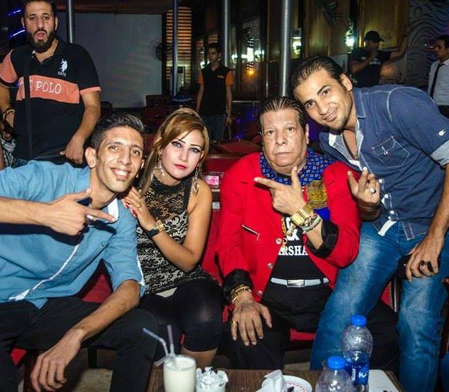 بالصور تفاصيل عيد ميلاد الفنان الشاب أحمد الباز