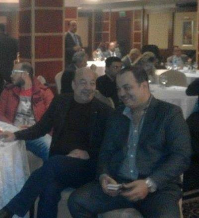 النجوم يشاركون مؤتمر مصر تستطيع لدعم الاقتصاد المصرى بفندق هوليدى ان المعادى