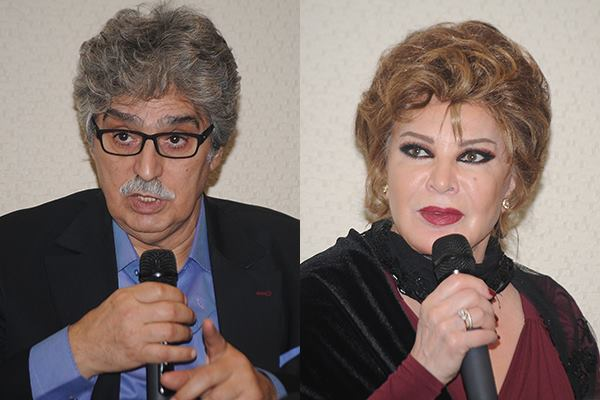 صفية العمري وعباس النوري يـُشرحان الواقع العربي سياسيا.. ودراميا