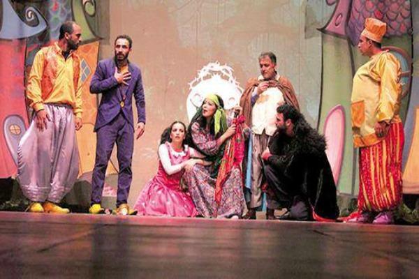 تذكرة إلى عالم الخيال فوق خشبة المسرح الوطني