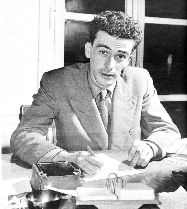 Kateb Yacine à Alger républicain