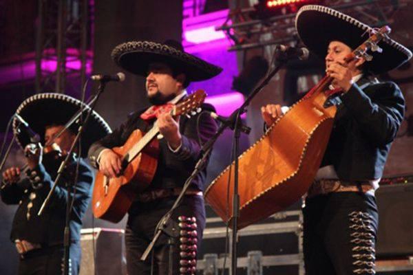 الفرقة المكسيكية