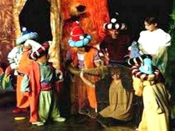 فعاليات الأيام الوطنية لمسرح الطفل
