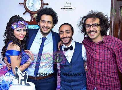 ملكات جمال العرب نسرين نوبير يابهرو الجميع برنامجهن الخيري