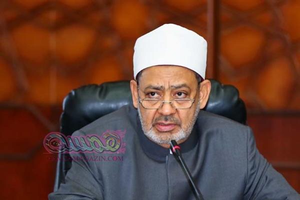 الإمام الأكبر د. أحمد الطيب الأول عالميا فى قائمة أكثر المسلمين تأثيرا