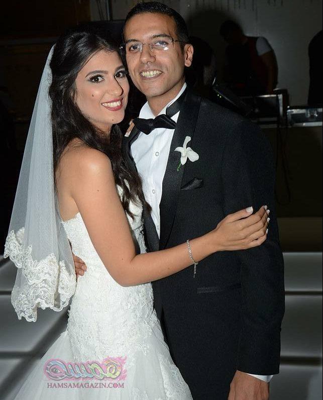 بالصور..زفاف