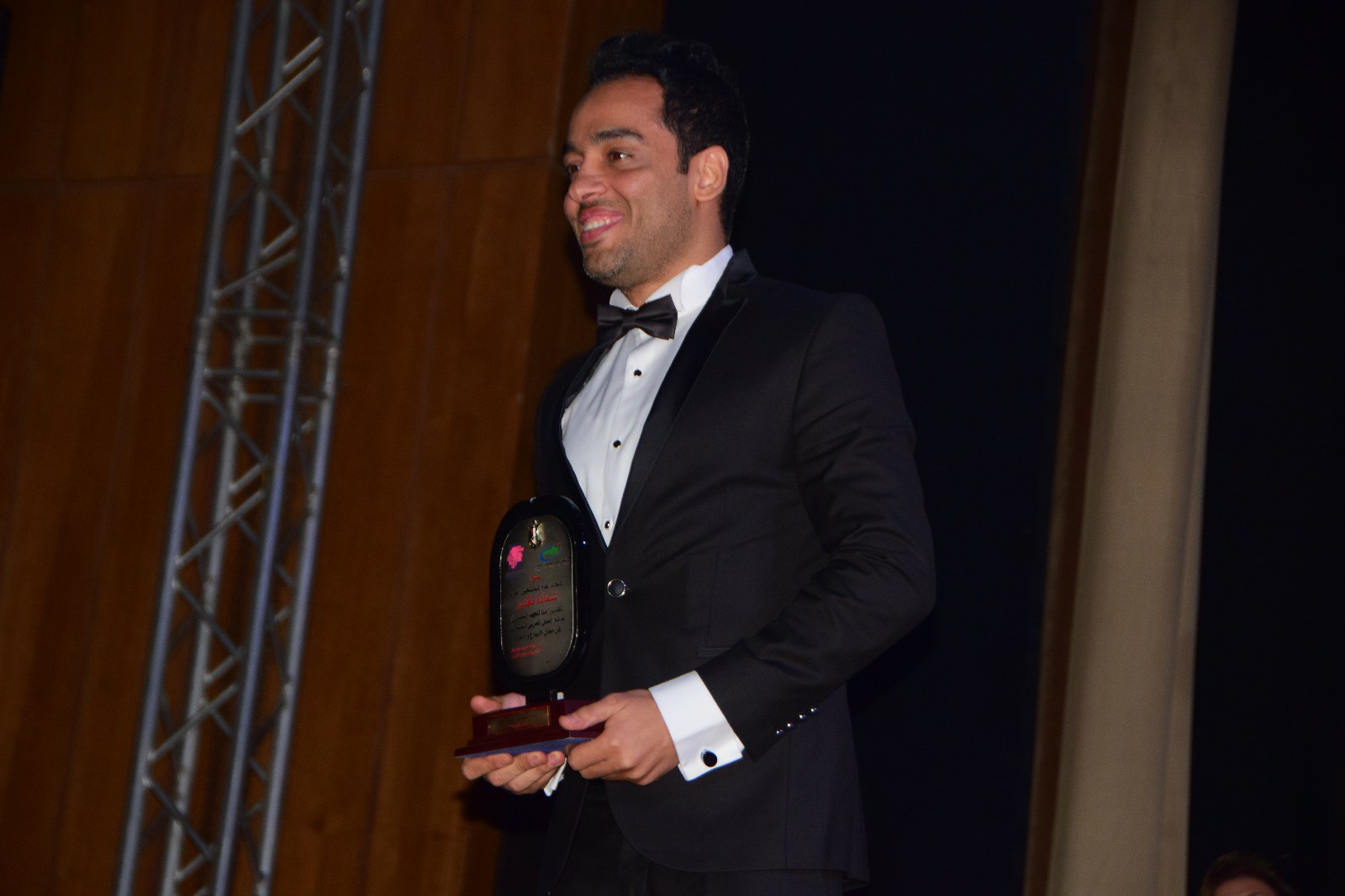 رامي جمال يحصل على لقب أفضل ألبوم لعام 2016 في مهرجان القاهرة