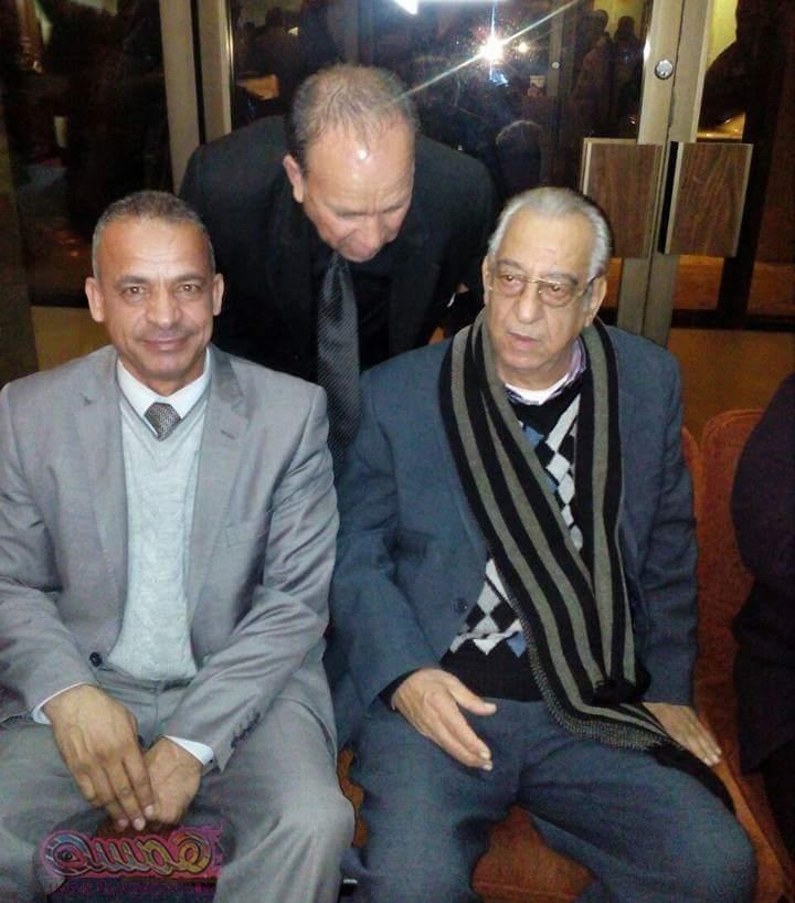 مهرجان السينما الاول في الأردن يكرم الفنان أحمد راتب
