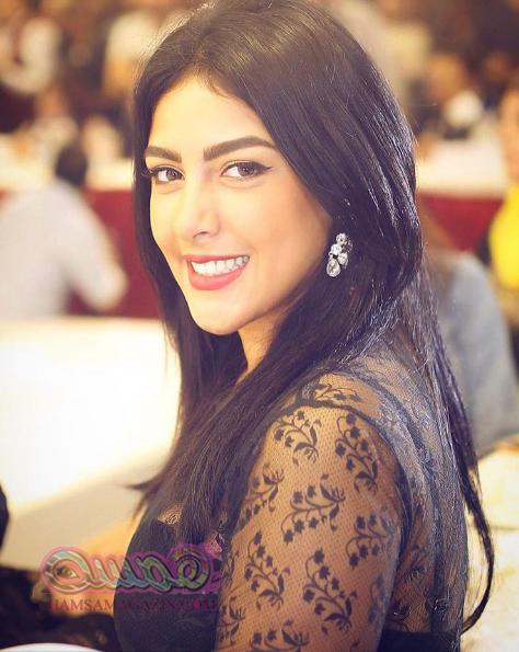 """نيرمين ماهر تحتفل ببدء تصوير """"خسسني شكرًا"""""""