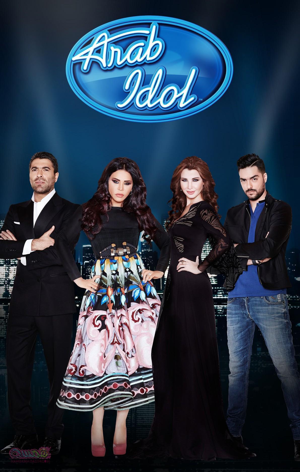 arab-idol-s3-jury-members-hassan-al-shafei-ahlam-nancy-ajram-wael-kfoury-1-e1413706742940