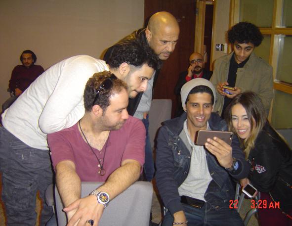 بالصور عرض أولي حفلات مسرح مصر بمهرجان هلا فبراير على مسرح التزلق بالكويت
