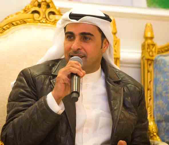 خالد المريخي يدشّن ألبومه الشعري بحضور نجوم الفن والشعر والإنشاد والتواصل الإجتماعي في السعودية