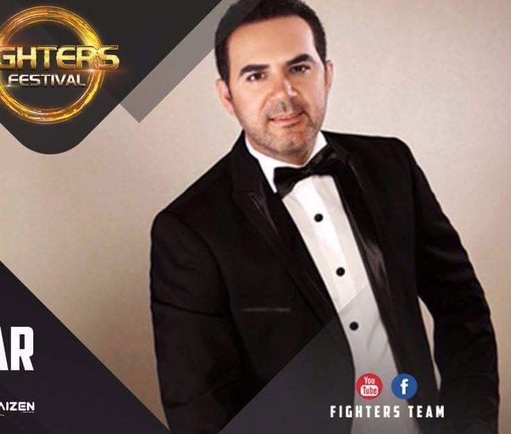 وائل جسار يستعد لاحياء مهرجان فايترز تيم بالصالة المغطاة