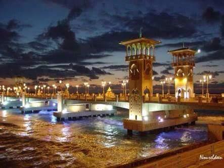 السبت  مؤتمر صحفي للاعلان عن افتتاح أول ممشي سياحي بالاسكندرية