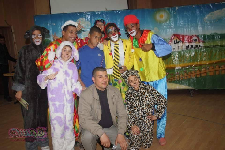 بباقة ثقافية وترفيهية متنوعة  شموع النعامة تبهج الأطفال في عطلتهم الربيعية