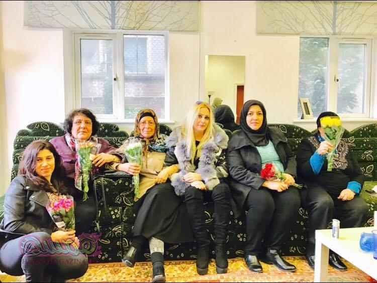 جمعية رعاية العراقيين في لندن تقيم حفلاً بمناسبة عيد الام