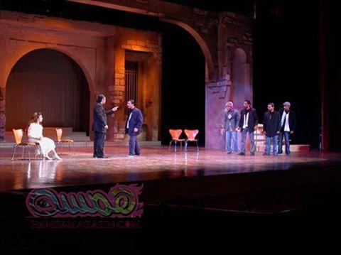 في طبعة رابعة  تيسمسيلت تحتضن الأيام الوطنية الرابعة للمسرح والفنون الدرامية