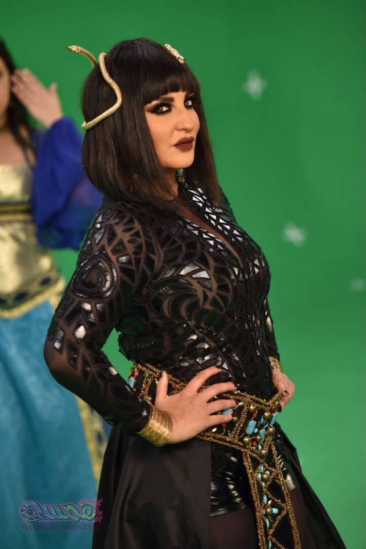 """في تعاونها للمرة الثانية مع طلال شذى حسون تغني ل """"فرعون"""""""