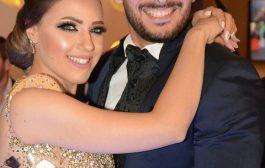 بالصور خطوبة إيمى طلعت زكريا والإعلامى عامر طاهر